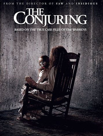 The Conjuring - Rogue Cinema - We cover it all, because we just ...